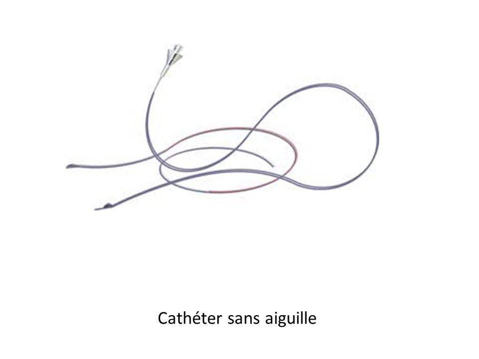 Cathéter sans aiguille
