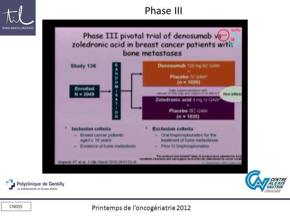 CN005 Printemps de loncogériatrie 2012 Phase III