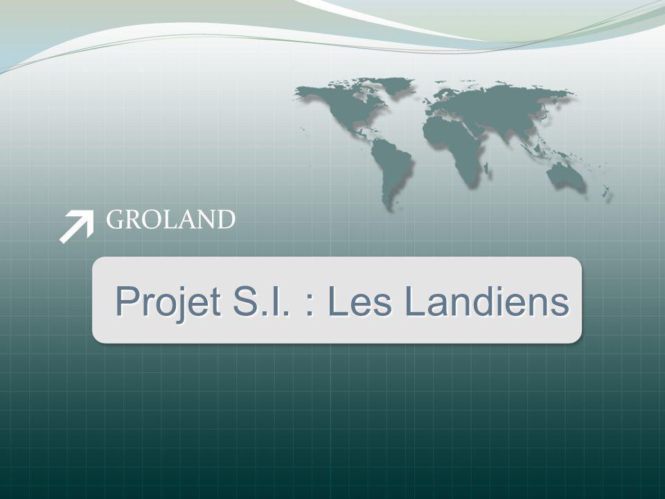 GROLAND Projet S.I. : Les Landiens