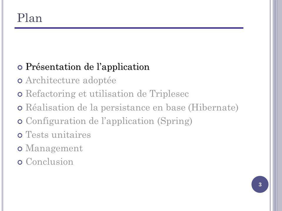 34 Implémentation des DAO Hibernate (1/3)