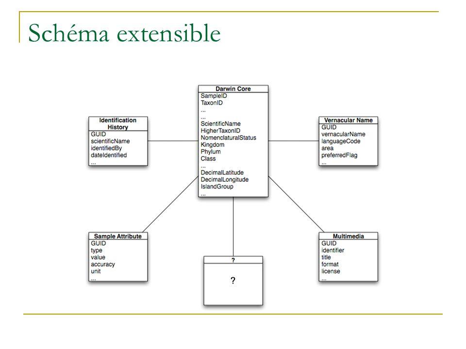 Schéma extensible