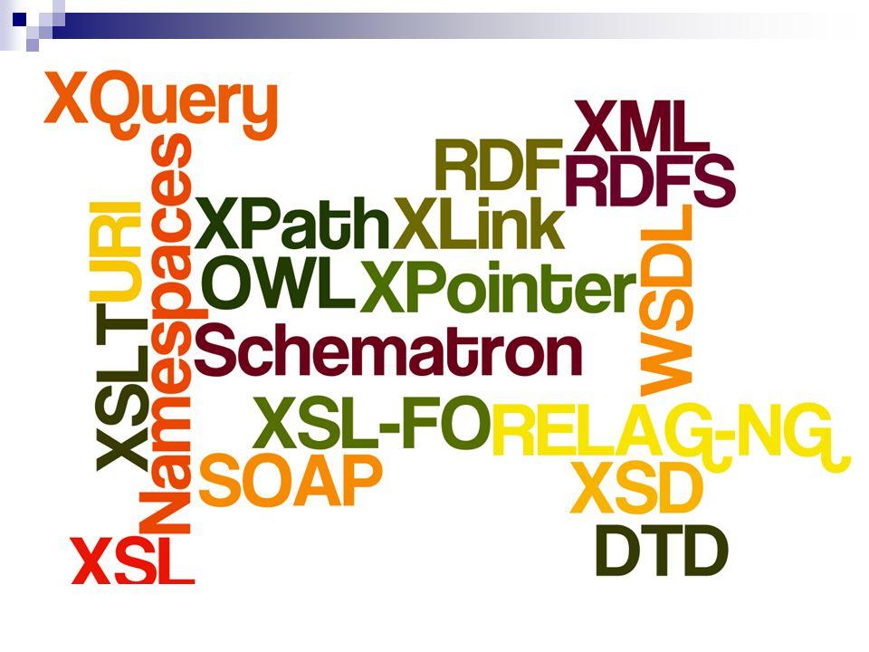Combinaison dun ou plusieurs items : Mot-clé #PCDATA (Parsed Character Data) : le contenu est une chaîne de caractères Nom dun autre élément de la DTD Chaque item peut être suivi par un caractère facultatif doccurrence : .