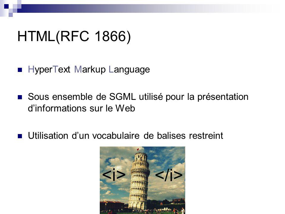 Quest ce que XML .