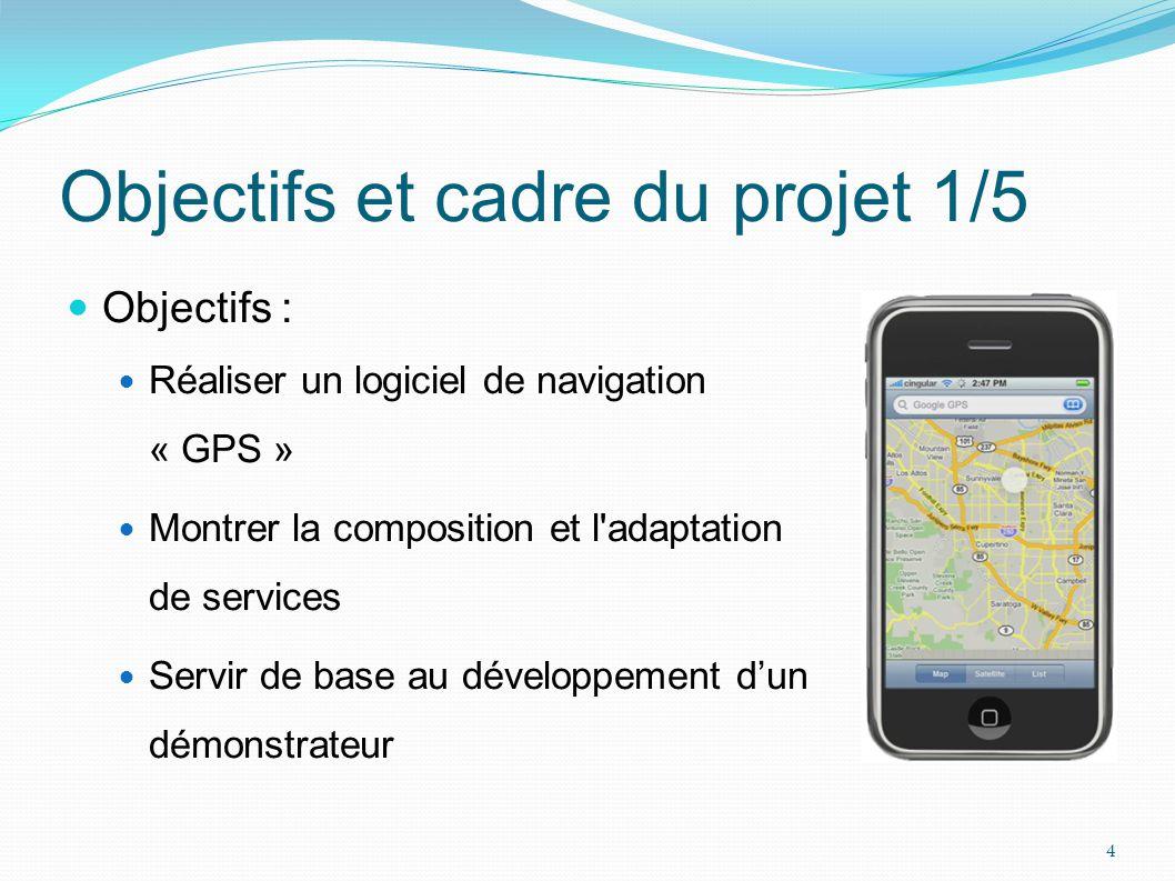 IRISA Unité mixte de projet De nombreux collaborateurs Équipe PARIS au sein du réseau S-Cube S-Cube Réseau dexcellence européen Programmation orientée service Projet de 4 ieme année Informatique INSA Objectifs et cadre du projet 2/5 5