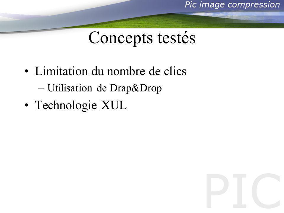 Technologies XUL/XBL Javascript XPCOM/XPConnect Moteur XulRunner C