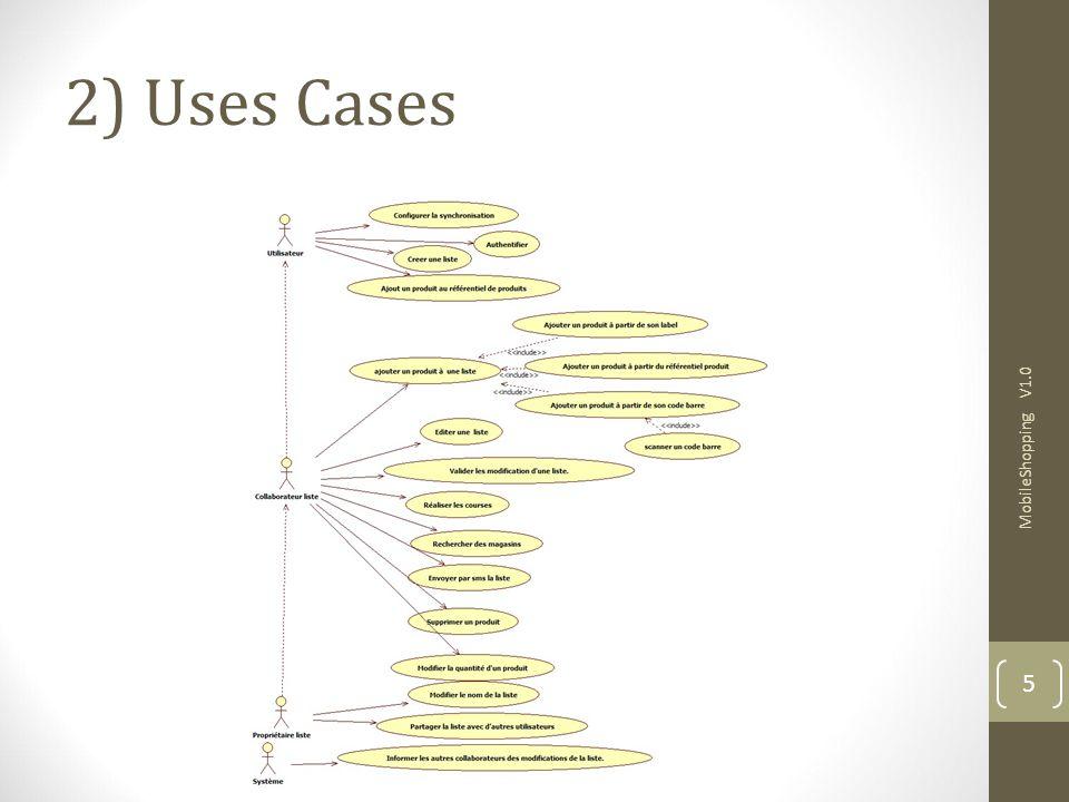 2) Uses Cases MobileShopping V1.0 5