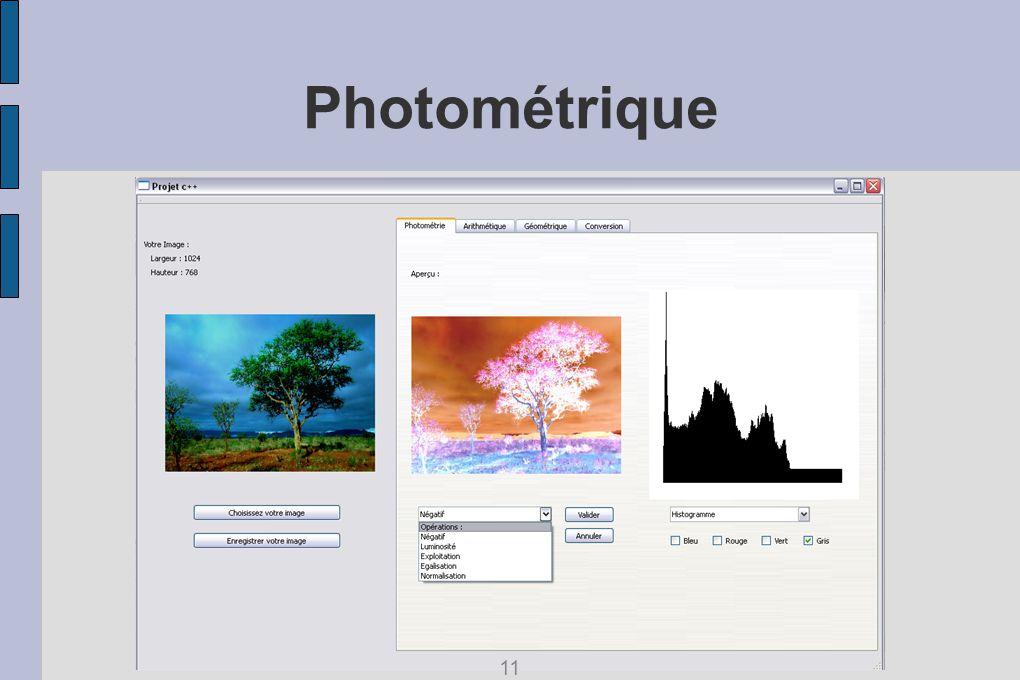 Photométrique 11