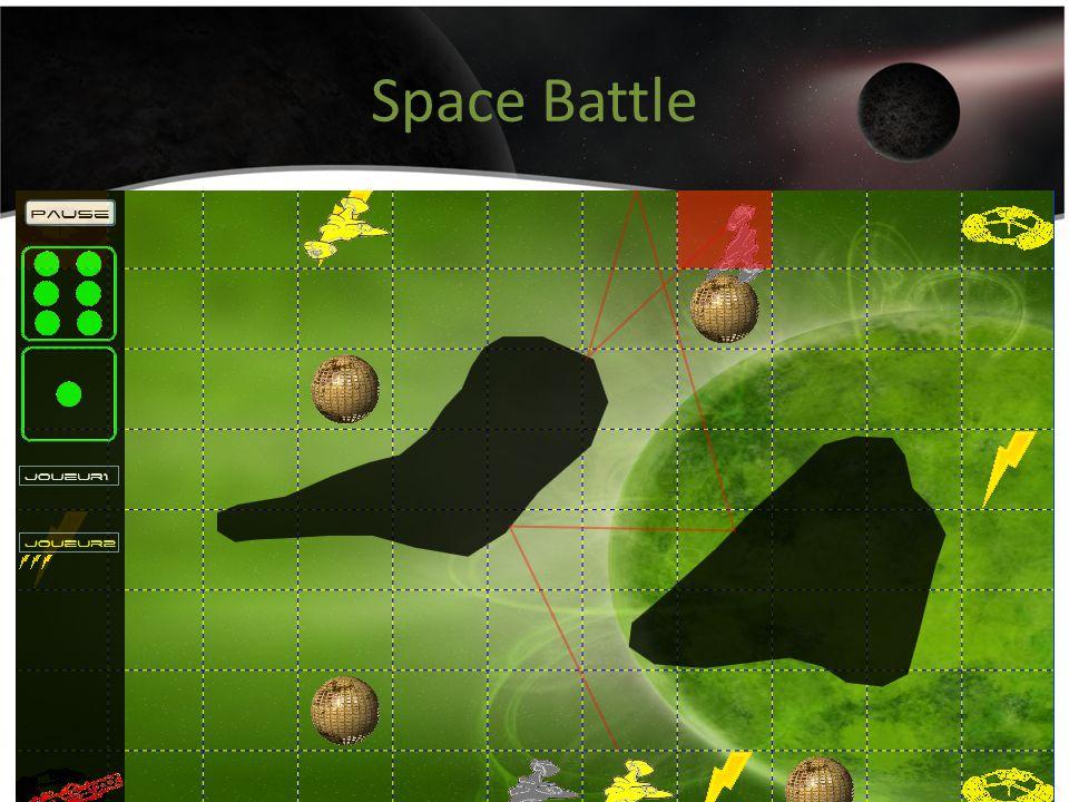 Space Battle Petite copie décran