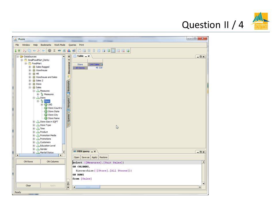 Question II / 4