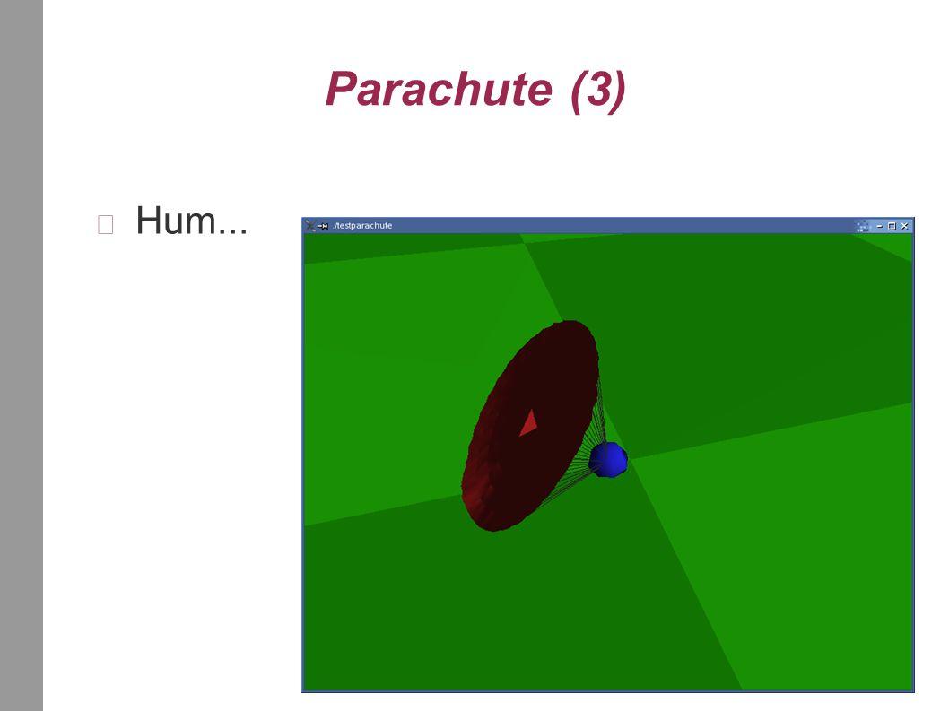 Parachute (3) Hum...
