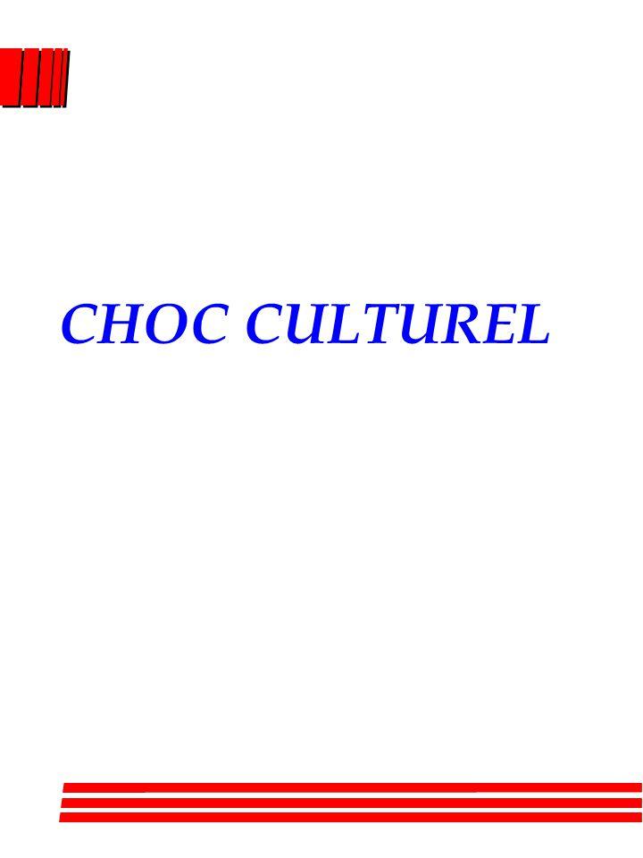 CHOC CULTUREL