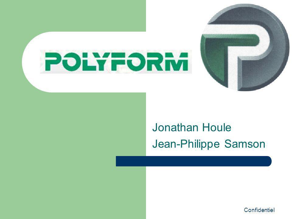Confidentiel Jonathan Houle Jean-Philippe Samson