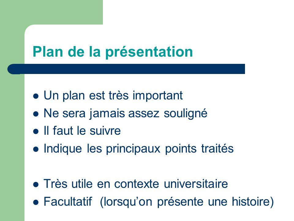 Avant de débuter Présente ici des points importants lorsquon planifie une présentation Powerpoint en contexte universitaire Avec des élèves (clientèle