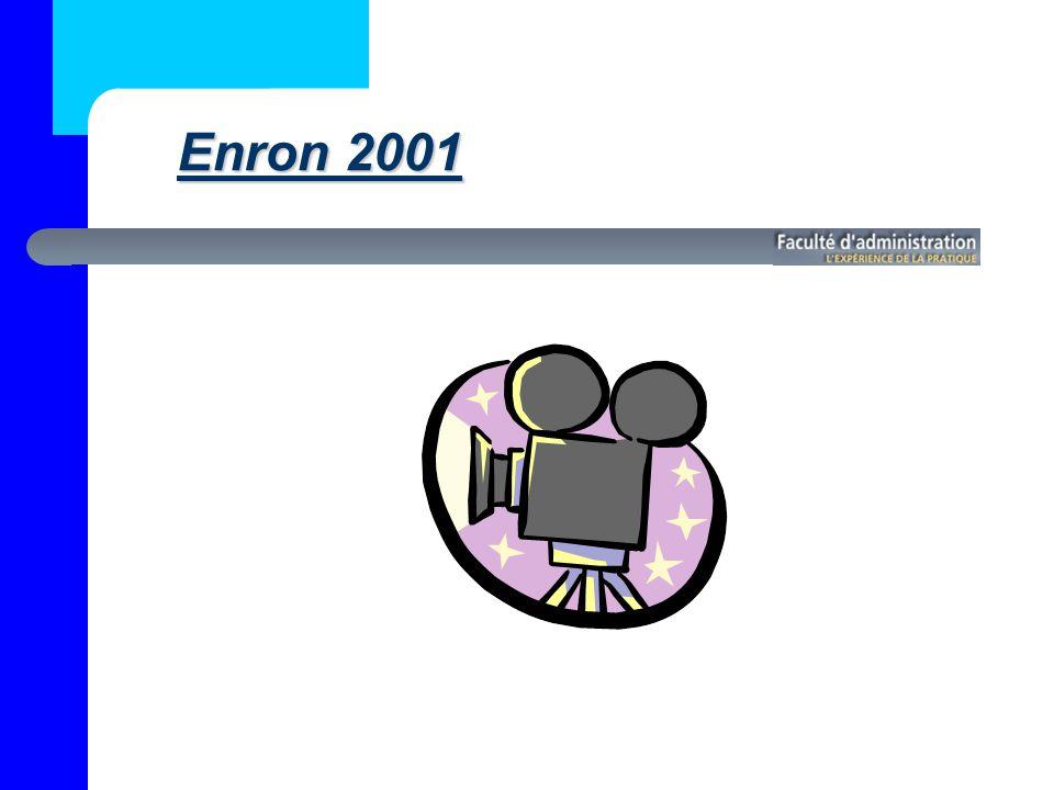 Enron 2001