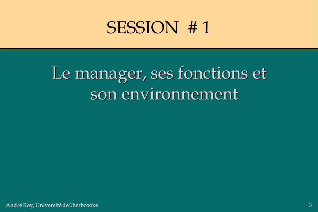André Roy, Université de Sherbrooke4 Quelques notions de vocabulaire PME PME TTE TTE GBS GBS OPC OPC HPB HPB