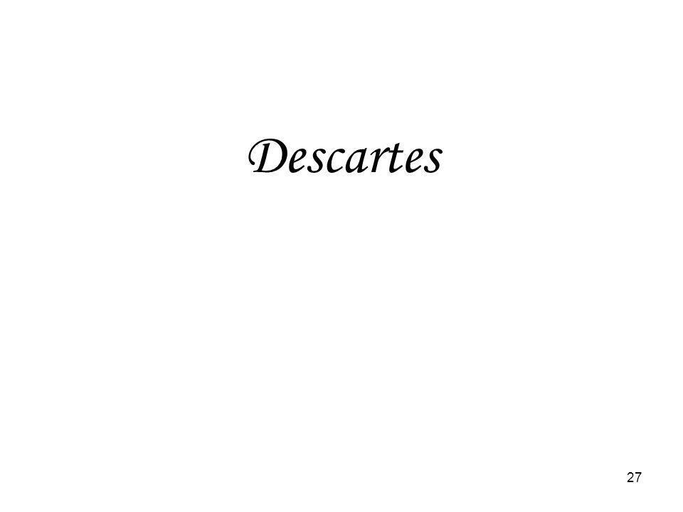 27 Descartes