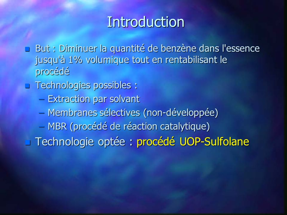 Simulation et diagramme d écoulement n Diagramme d écoulement n Simulation n Bilans de masse n Bilans d énergie