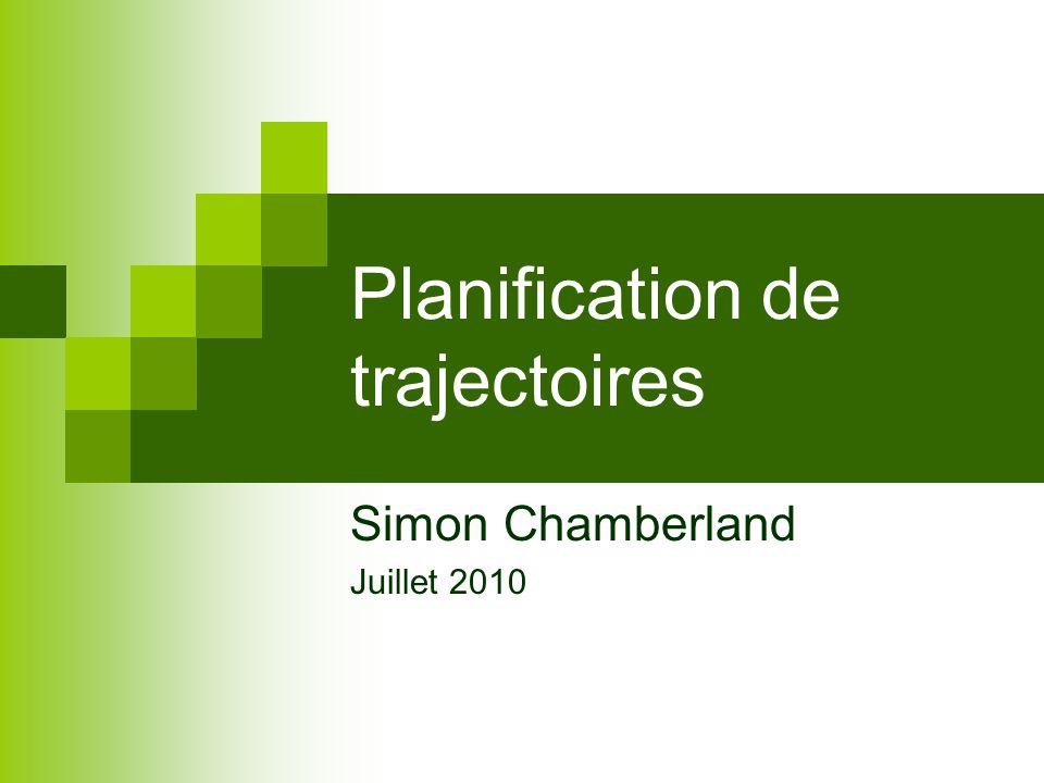 22 Plan Introduction Problématique Solutions possibles Contraintes différentielles Conclusion