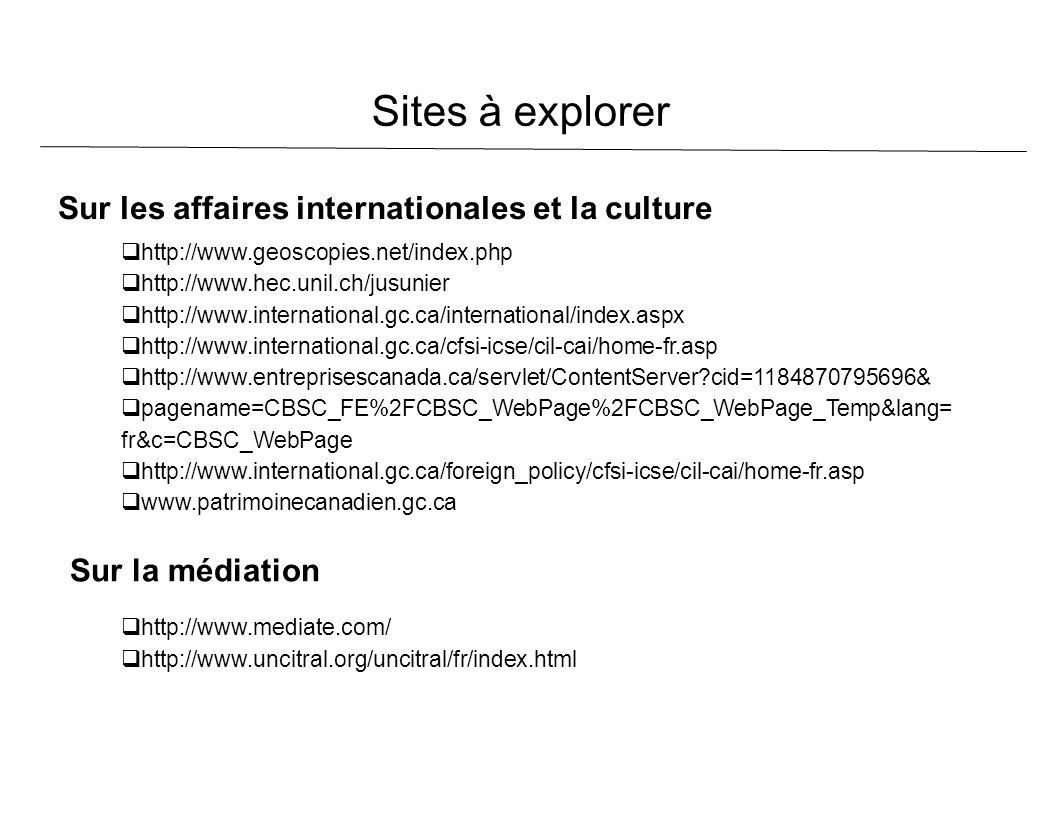 http://www.geoscopies.net/index.php http://www.hec.unil.ch/jusunier http://www.international.gc.ca/international/index.aspx http://www.international.g