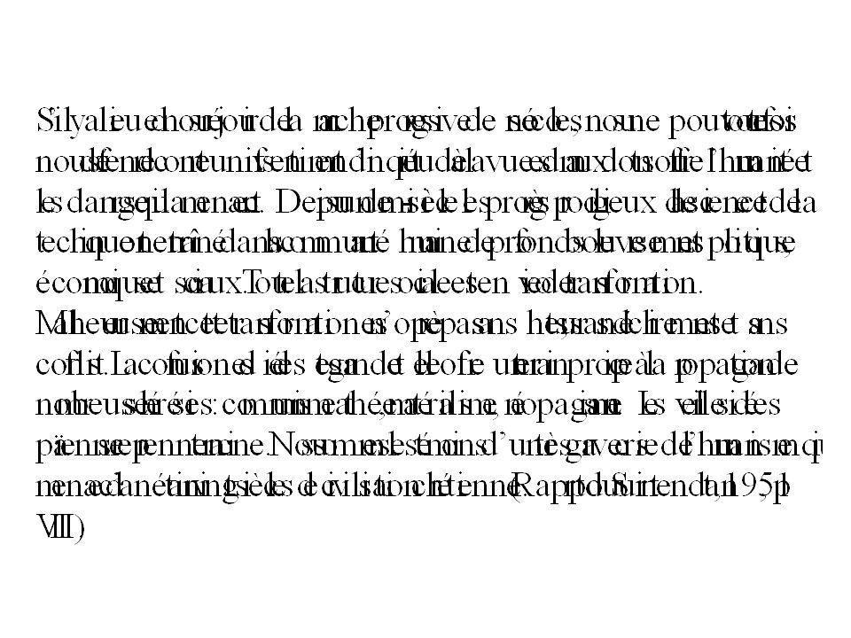 1967-1982 Ah oui.Une réforme.