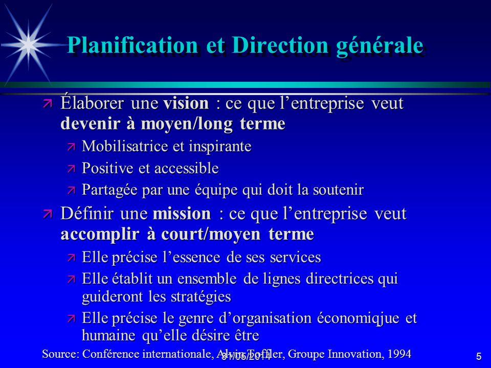 31/05/201416 Les stratégies daffaires Comment concurrencer .