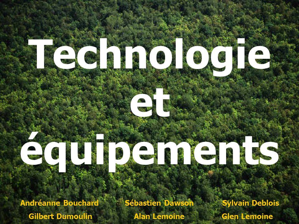 Organisation du travail Choix de la technologie et de léquipement Simulation du procédé Choix du site et l étude de l impact environnemental Analyse é
