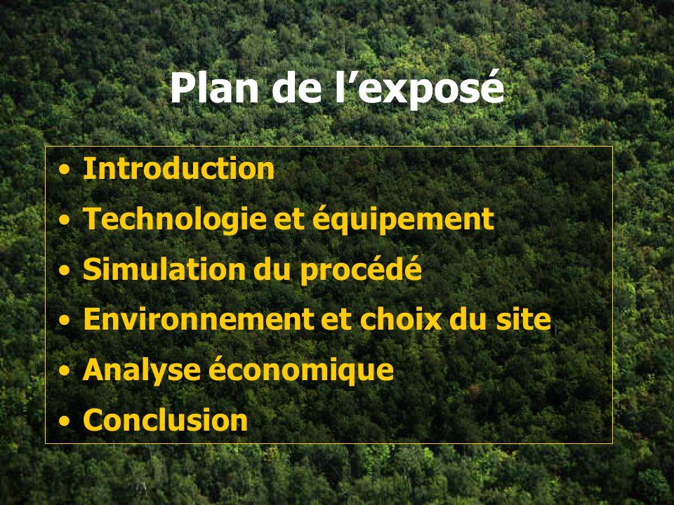 Ingénierie préliminaire dun projet de production de papier SC-A+ au Québec Groupe B Dans le cadre du cours GCH 425 Design des procédés industriels chi