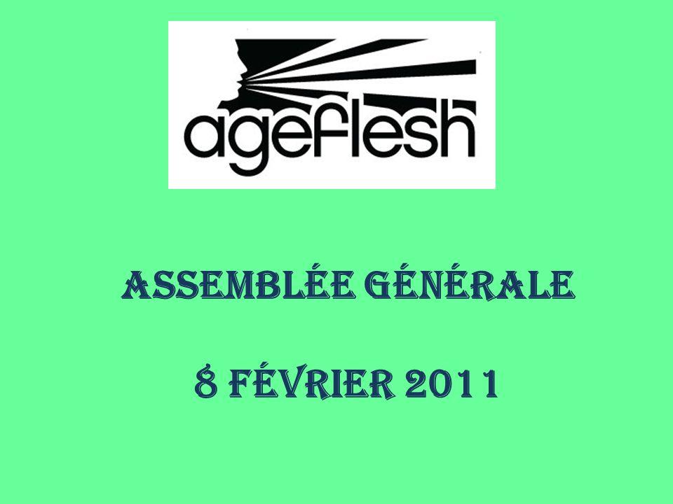 Assemblée Générale 8 février 2011