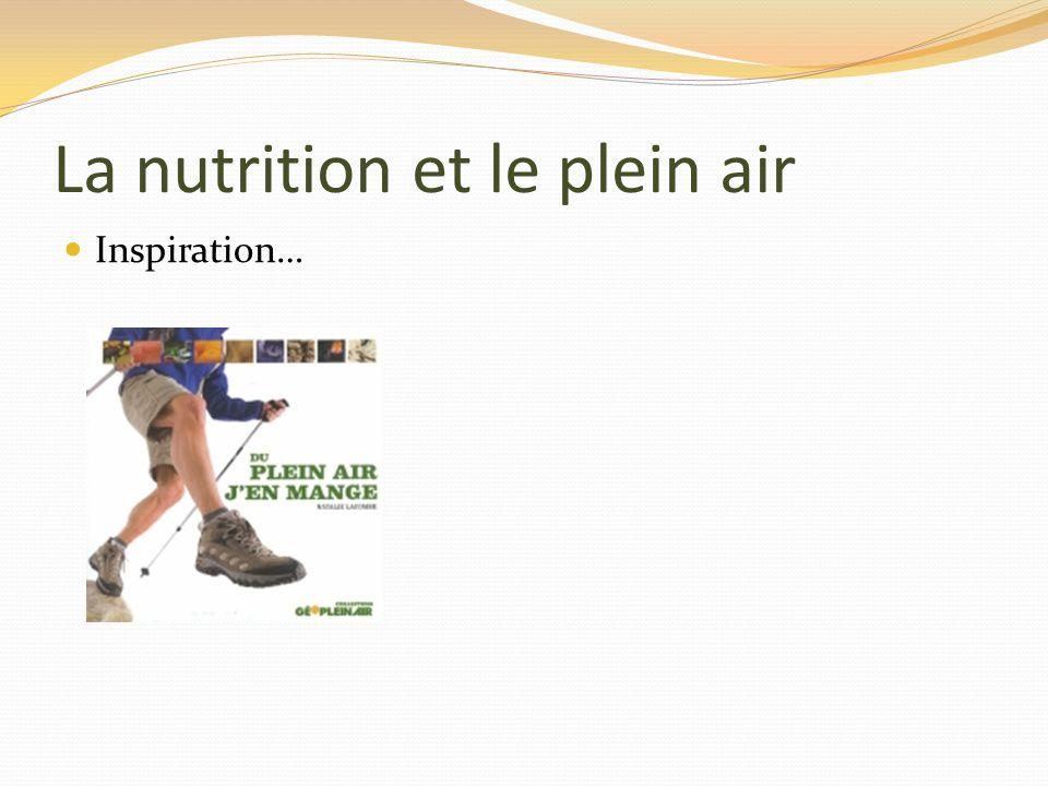 Quoi manger avant, pendant, après Quoi manger pendant: glucides Objectif: fournir une source dénergie Approprié seulement si lactivité dure plus dune heure 1 g de glucides par kg de poids par heure Ex.