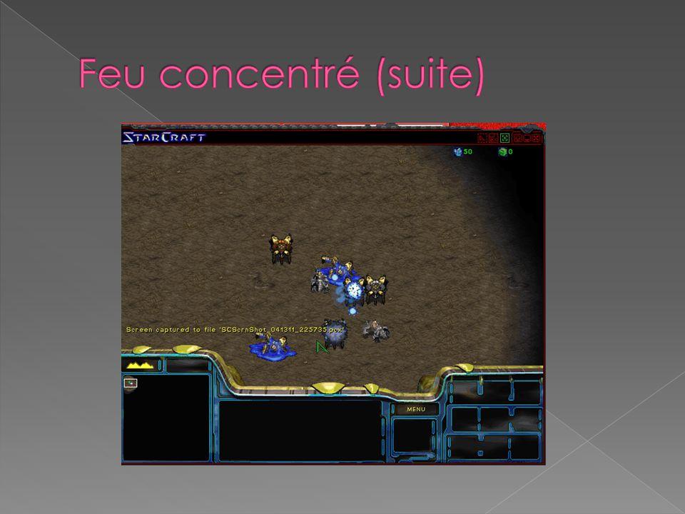Différentes solution Vecteur selon les ennemis Notre carte dinfluence La carte dinfluence ennemie Hybride entre les deux Retour au vecteur ?