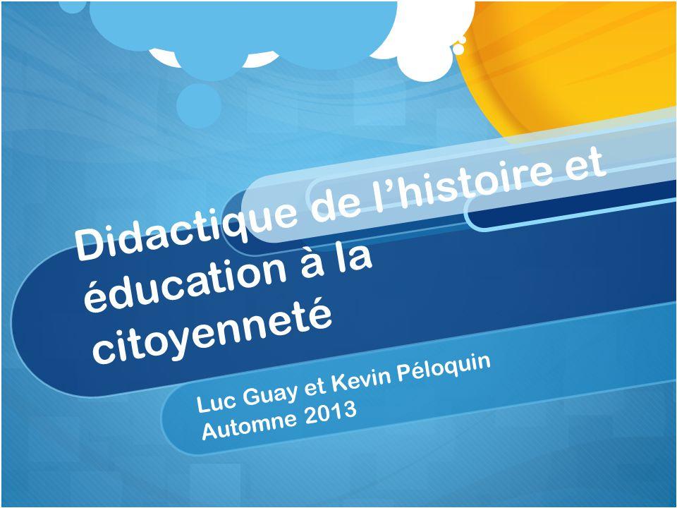 cadre didactique 4 démarche et outils apprentissage démarche historique enquêteinterprétation