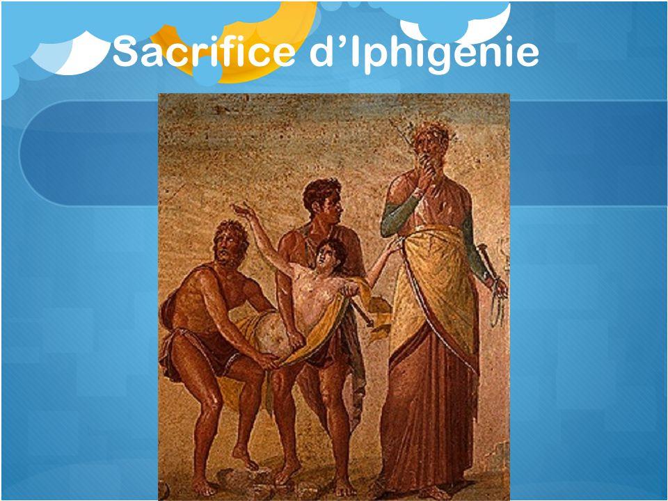 Sacrifice dIphigénie