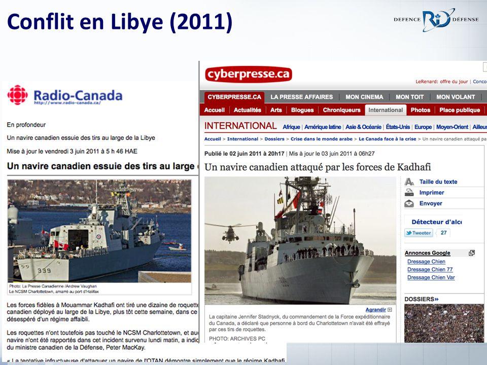 4 Conflit en Libye (2011)