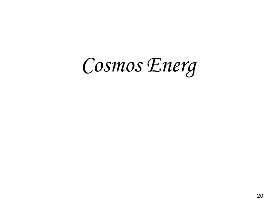 20 Cosmos Energ