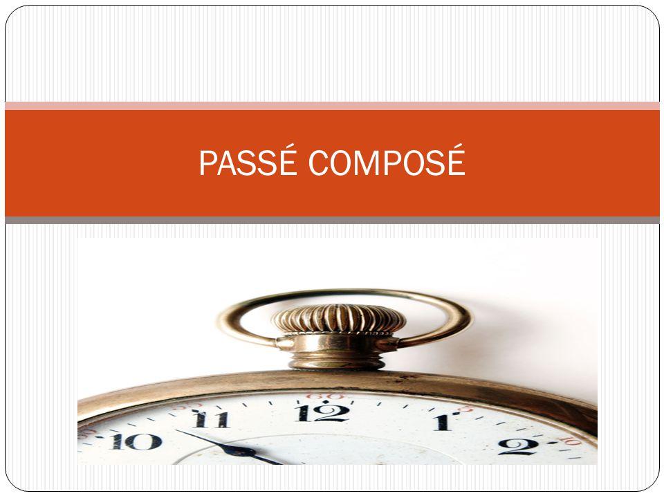 Put these verbs in the past participle fendre - fendu attendre perdre répondre dépendre rendre