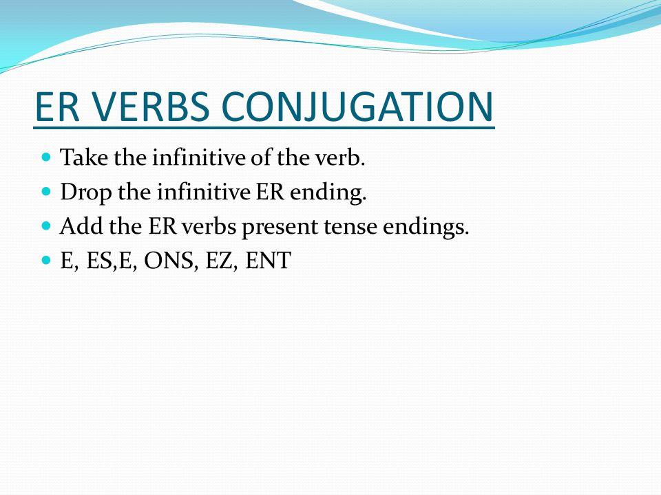is essayer a regular verb