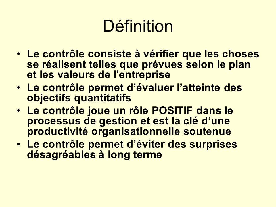 1.EPS (earnings per share) = Profits nets/ # actions en circulation = 20 millions / 10 millions = $2.00 Objectif: 8% par an jusquà lan 10 et 4% par la suite
