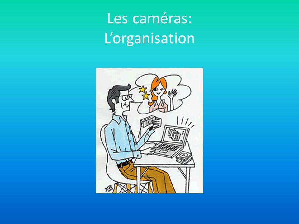Les caméras: Lorganisation