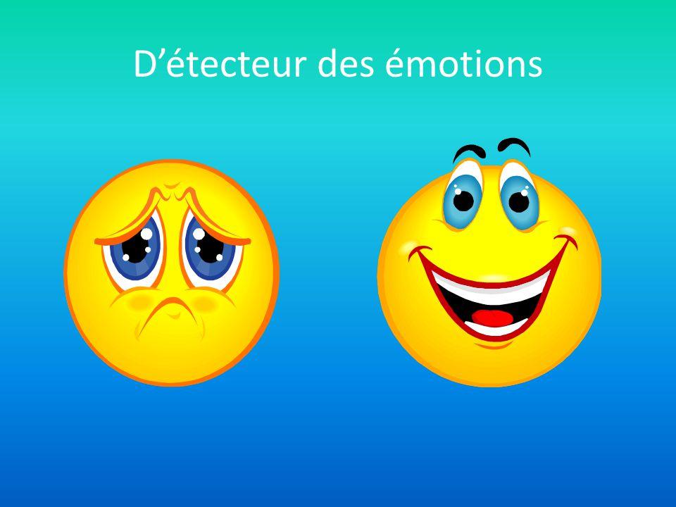 Détecteur des émotions