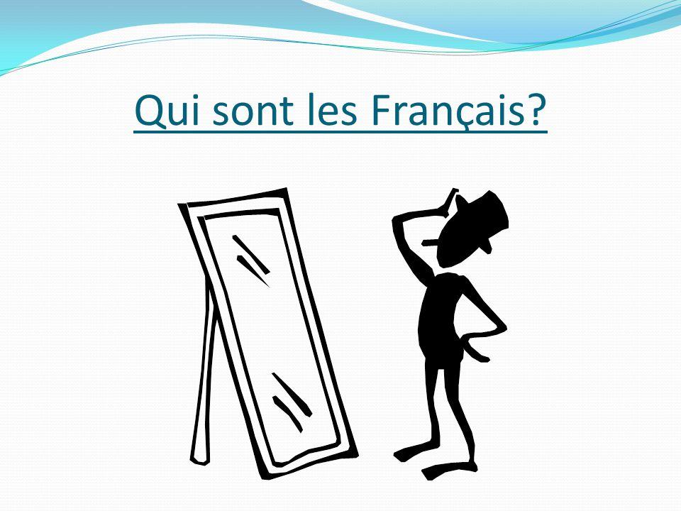 Qui sont les Français?