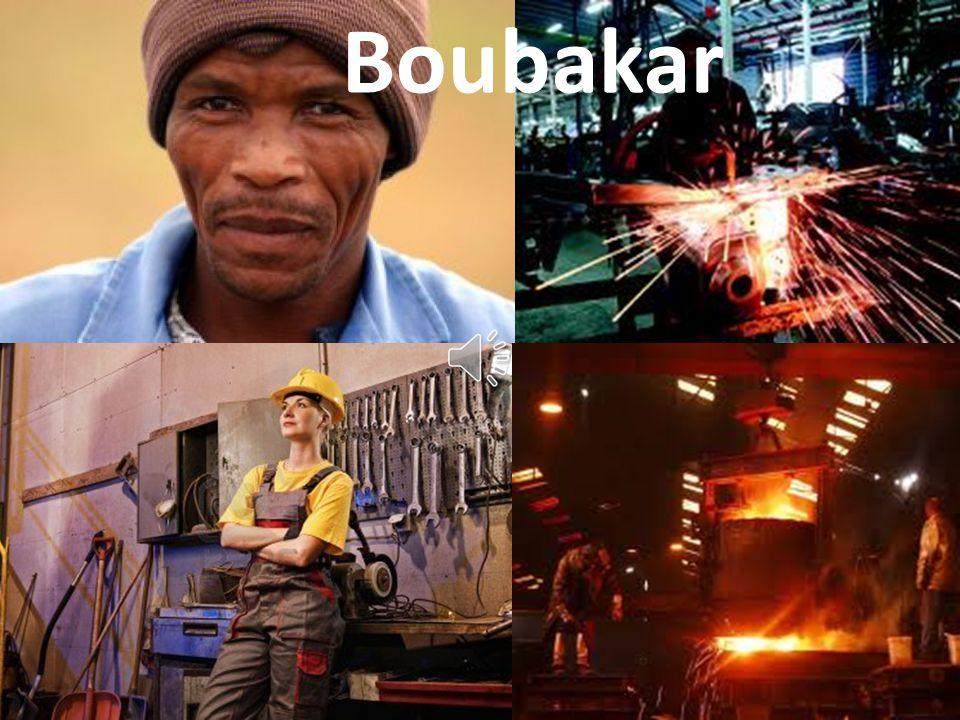Boubakar