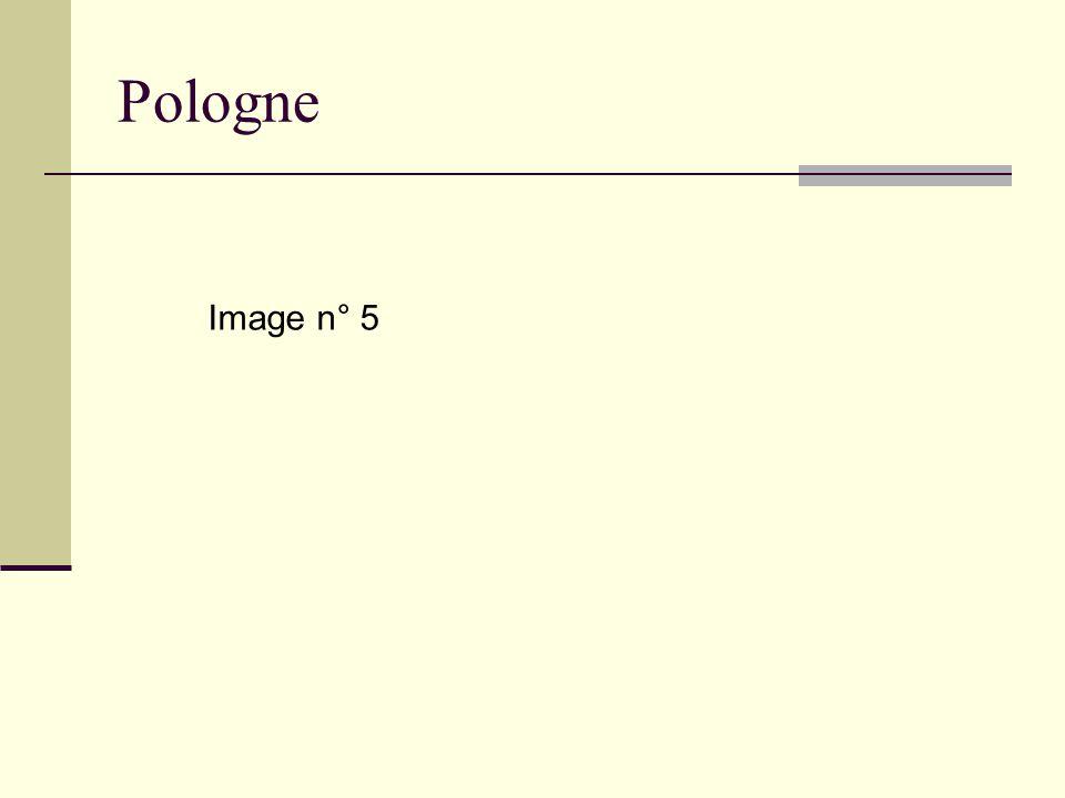 Pologne Image n° 5