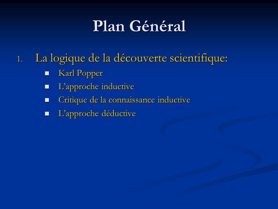 Plan Général 1.