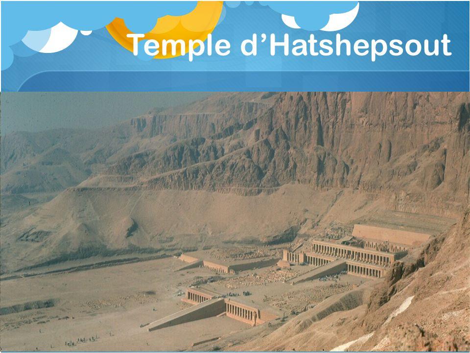 Temple dHatshepsout