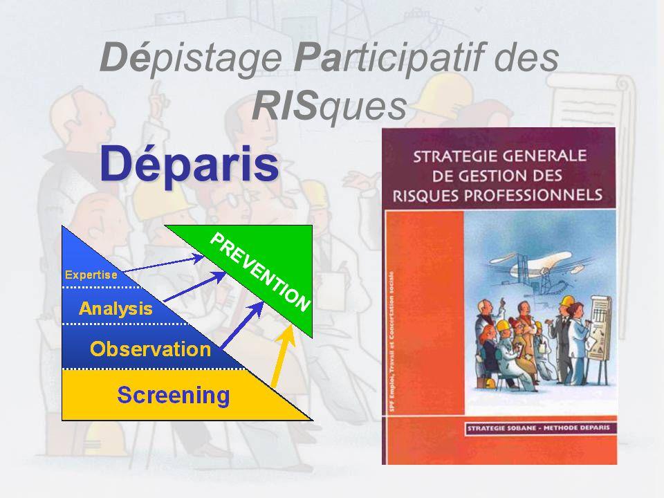 Dépistage Participatif des RISques Déparis