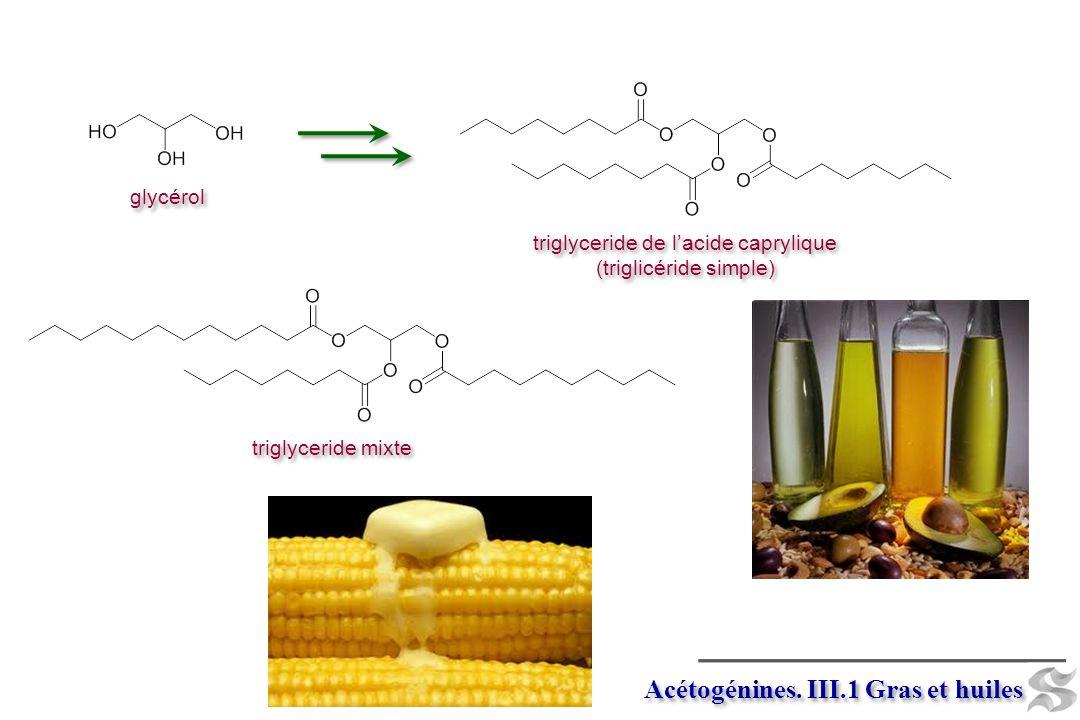 Acétogénines.III.4.3 Flavonoïdes (shikimate ArC 3, chap.