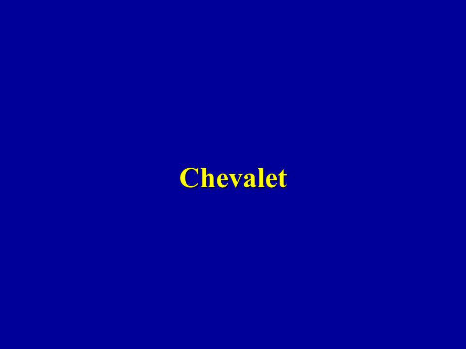 Chevalet