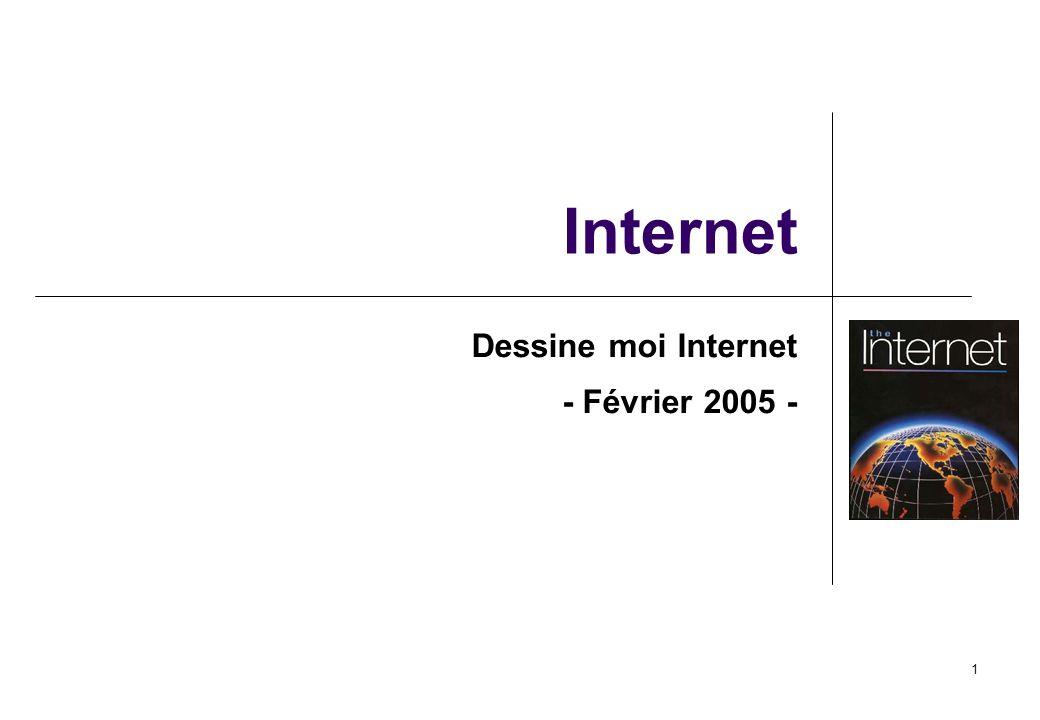 1 Internet Dessine moi Internet - Février 2005 -