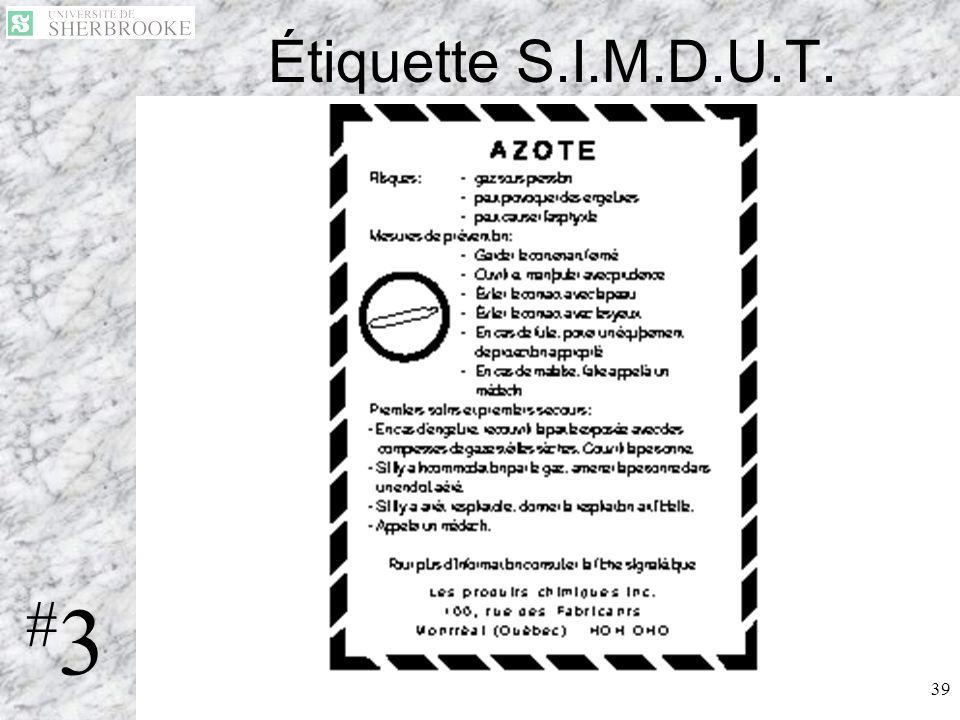 39 Étiquette S.I.M.D.U.T. #3#3