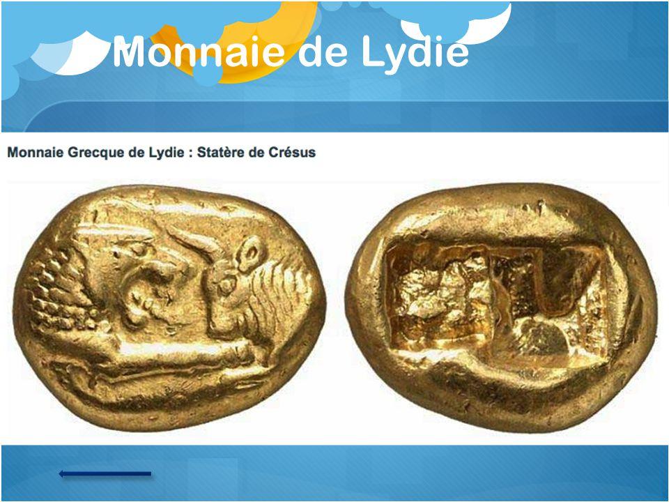 Monnaie de Lydie